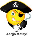 Aargh Matey!