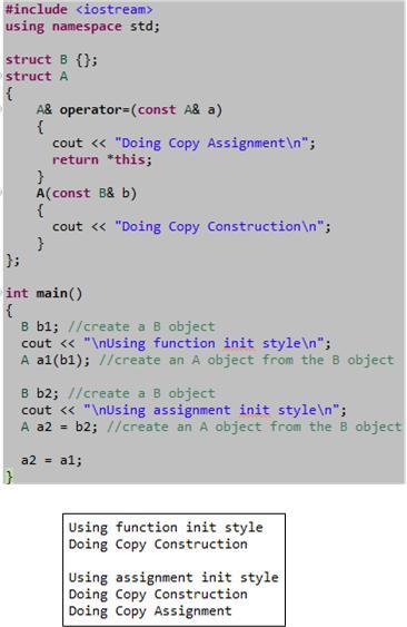 init styles