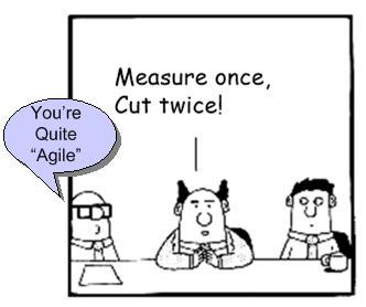 Quite Agile
