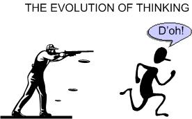 Thinking Evolution