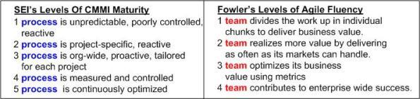 proces vs team