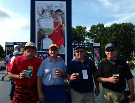 PGA Crew
