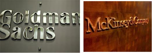 Goldman McKinsey