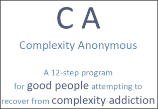 Complexity Anonymous