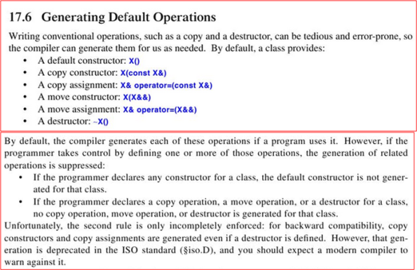 default ops