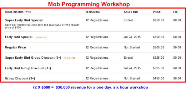 mob workshop
