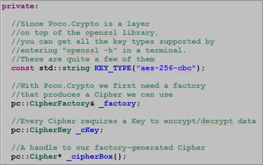 Encrypting/Decrypting For Confidentiality | Bulldozer00's Blog